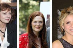 10 parejas de famosos en que ellas son mayores que ellos, ¡qué viva el amor!