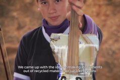 Conoce a la Orquesta de Reciclados, la agrupación que utiliza instrumentos hechos con basura. ¡Eso es amor al arte… y al planeta!