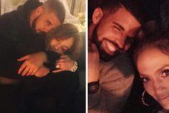 Jennifer López publica una foto con Drake y llueven las especulaciones