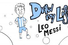 Lo que no sabías de la vida de Leo Messi, ¡un gran jugador!