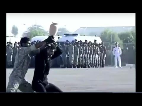 Las-fuerzas-especiales-iraníes-hacen-el-ridículo-en-una-exhibición-y-desatan-las-burlas-de-la-Red
