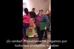 ¡Indignante! Esta mujer humilla a dos latinas mientras van de compras. ¡Esto no debería pasar!