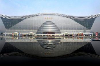 El edificio más grande del mundo. ¡IMPRESIONANTE!