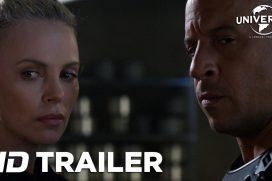¡Regresa Dominic Toretto! No te pierdas el primer tráiler de 'Rápidos y Furiosos 8'. ¡Que corra la adrenalina!