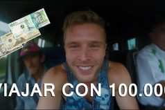 ¿Viajar durante cuatro días con 100.000 pesos? Zach Morris te enseña cómo. ¡Qué vivan los mochileros!