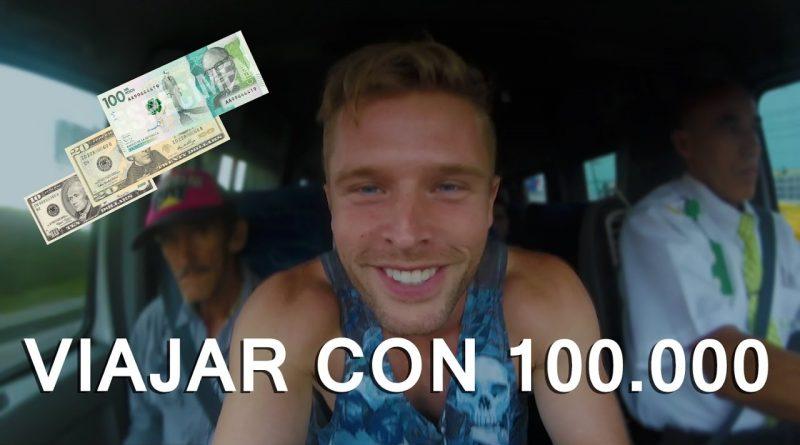 RETO-4-DÍAS-VIAJANDO-CON-100.000-PESOS-33-USD-ZACH-MORRIS