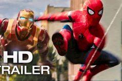 Así es el nuevo 'Spiderman'. ¡Ya queremos ver la nueva película!