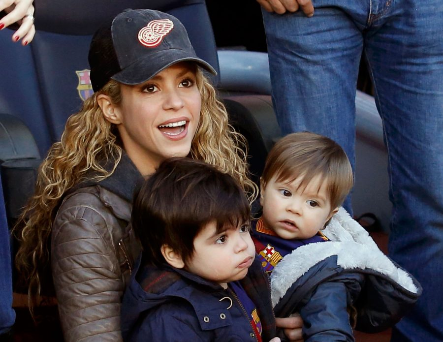 Shakira nos cuenta qué es ser madre, ¡una bella tarea!