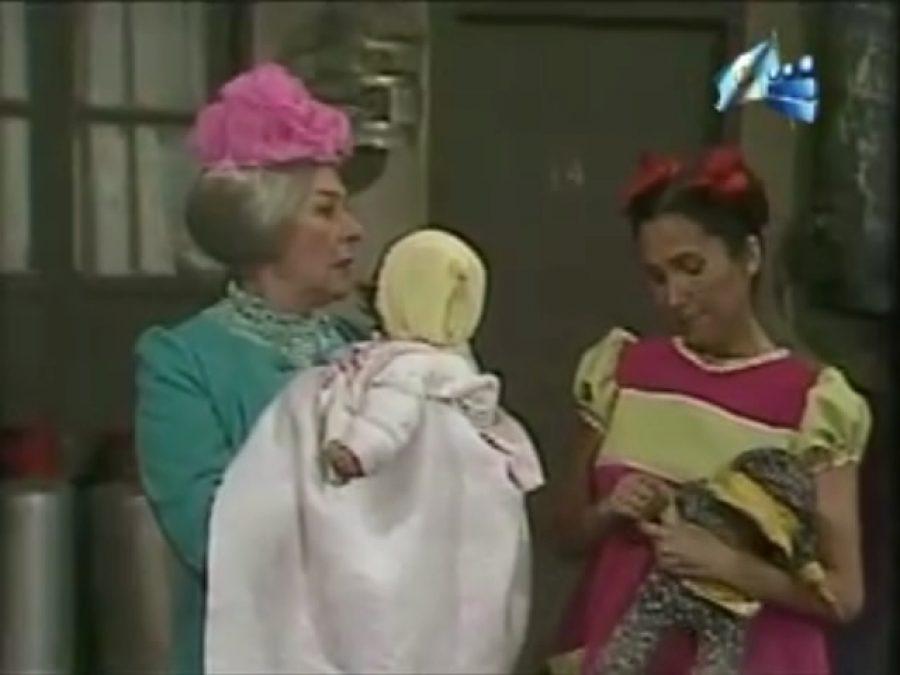¿Recuerdas a la sobrina de la Bruja del 71? Lo que no recordabas de esta ternurita