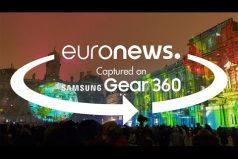 ¡Impresionante! Regresa este año la Fiesta de las luces de Lyon. ¡No te pierdas el video en 360°!