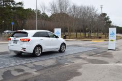 Así es la primera carretera solar del mundo