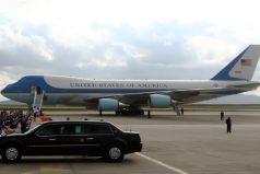 Donald Trump pide cancelar el nuevo avión presidencial  'Air Force One'  por su elevado valor de fabricación