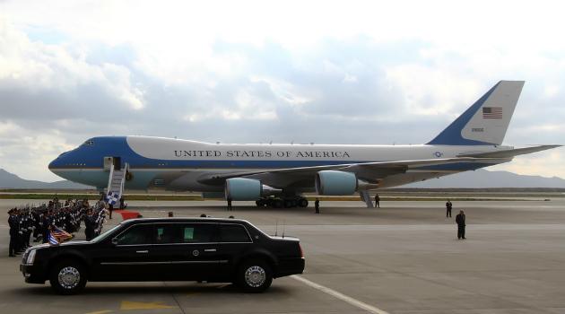 Donald Trump pide cancelar el nuevo avión presidencial 'Air Force One' por su elevado valor