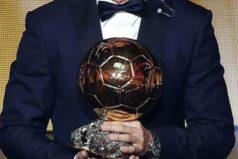 Filtran resultado del ganador del Balón de Oro 2016 ¿Adivina quién es?