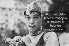 ¿Será cierto lo que dice Cantinflas?