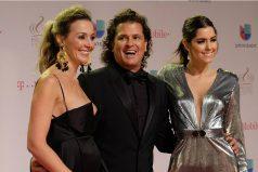 La hermosa celebración de Carlos Vives, ¡todo en familia!