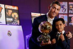 ¡Qué regalazo de Nike a Cristiano tras ganar el Balón de Oro!