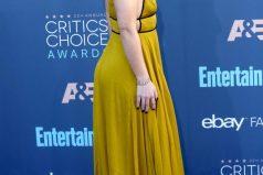 La actriz que conquistó los Critics' Choice Awards con un vestido de 250 dólares
