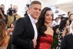 Amal y George Clooney, ¿embarazados de mellizos?