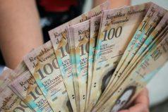 Los venezolanos se despiden del billete de 100 bolívares, ¡increíble!