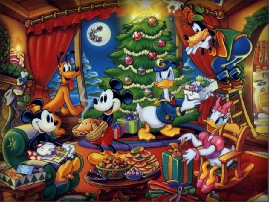 El inusual Árbol de Navidad creado por un artista colombiano para Disney; ¡nos enorgullece!