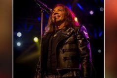 Mejora la salud del Titán del rock colombiano