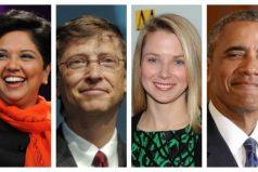 ¿Sabes cuál fue el primer trabajo de estas 8 personas exitosas? ¡No podrás creerlo!