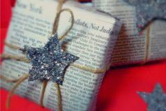 En esta navidad empaca tus regalos en papel periódico; ¡únete a la causa!