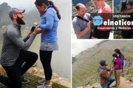 En Facebook se recomienda hacer pedidas de mano en Machu Picchu