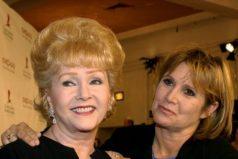 Fallece a los 84 años Debbie Reynolds, madre de Carrie Fisher