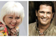 ¿Qué tienen en común Carlos Vives y la Gordita Fabiola?  ¡Son divinos!