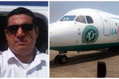 Piloto del avión Chapecoense dejó un último y escalofriante mensaje en su Facebook antes del vuelo