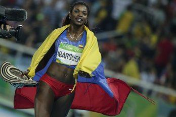 5 razones para amar más a Caterine Ibargüen, ¡100% colombiano!