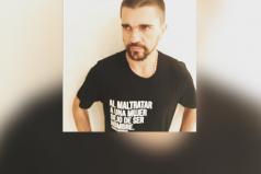 Juanes se volvió a poner la camisa negra