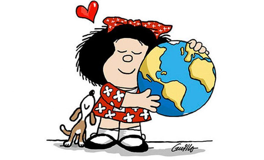 ¿Te gusta Mafalda? llega en un nuevo lenguaje; ¡nos encanta ésto!