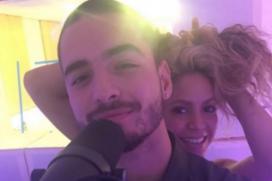 El mundo entero enloquece con Shakira y Maluma. ¡Divino!