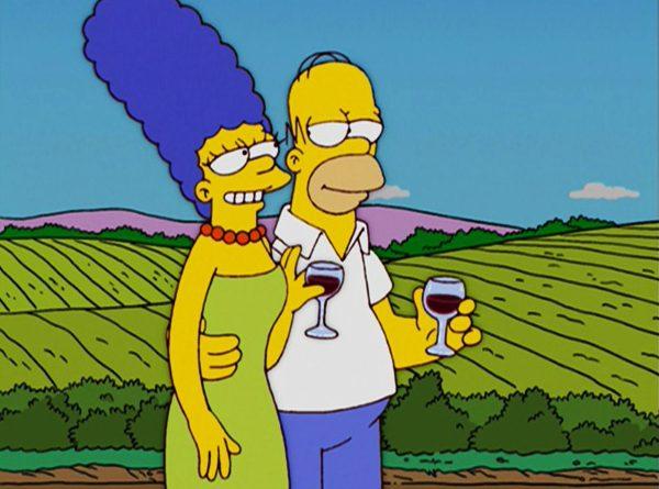 marge-y-homero-vino