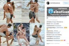Mariah Carey ya no esconde a su nuevo galán