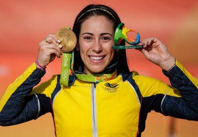 El nuevo deporte que tiene enamorada a Mariana Pajón, ¡se ve ESPECTACULAR!