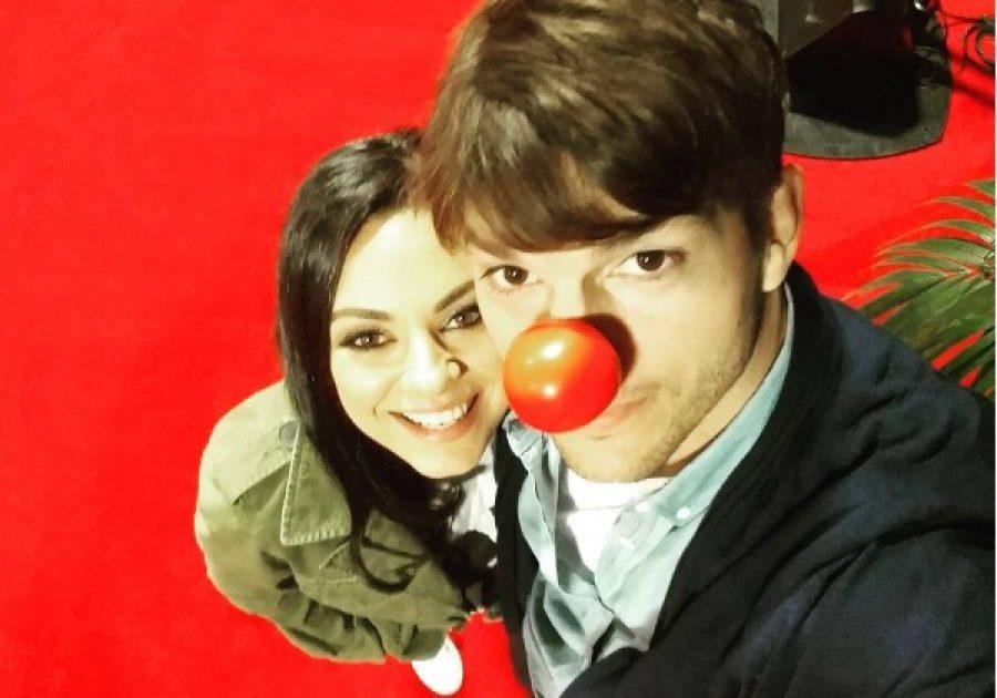 ¡En hora Buena! Mila Kunis Y Ashton Kutcher reciben a su segundo hijo