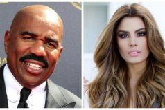 Confirman que Steve Harvey será el presentador oficial de Miss Universo
