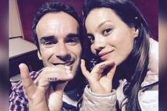 ¿Por qué Natalia Reyes y su esposo se tatuaron la palabra Taco?