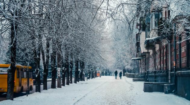 Estados Unidos se prepara una gran tormenta invernal este fin de ano