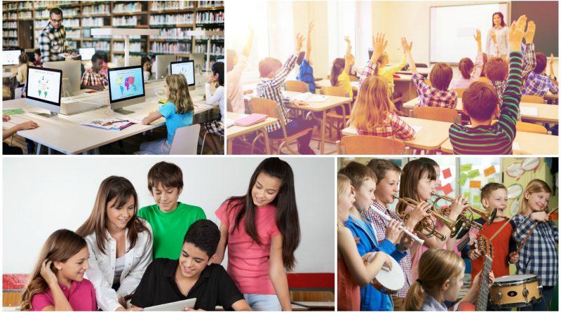 Papás, ¿cómo debe ser el colegio perfecto para sus hijos?