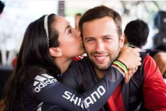 Las increíbles vacaciones de Mariana Pajón y su prometido Vicent Pelluard