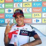 Jarlinson Pantano, ciclista revelación del Tour de Francia