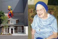 Ambicioso millonario quiso comprar la casa de esta anciana. Ella se negó y se la donó a la caridad