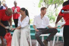 Nuevos mejores amigos: Rihanna y el príncipe Harry se tomaron prueba de VIH y se lo pasaron genial