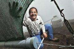 El Robin Hood de la niebla: roba el agua a las nubes para dársela a los pobres