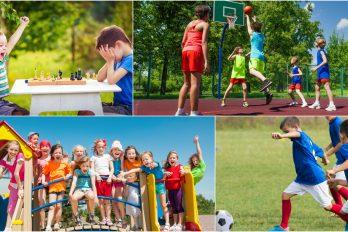 ¿Recuerdas el recreo de tu colegio? 5 motivos que los hacen inolvidables e indispensables